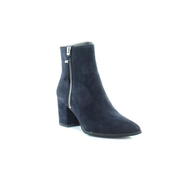 Michael Kors Dawson Booties Women's Boots Admiral - 5