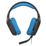 Logitech 981-000536 Logitech G430 Wired Usb Surround Sound Gaming Headset W/ Microphone - Retail