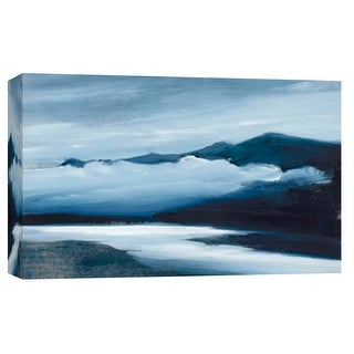 """PTM Images 9-102149  PTM Canvas Collection 8"""" x 10"""" - """"Summit To Sea 34"""" Giclee Mountains Art Print on Canvas"""
