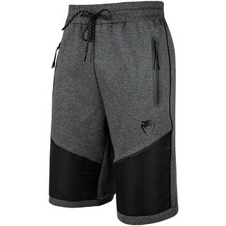 Venum Laser Drawstring Waist Cotton Shorts - Dark Camo