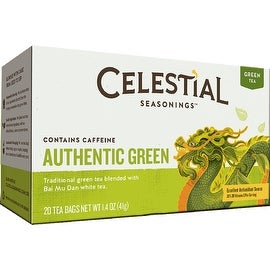 Celestial Seasonings Authentic Green Tea 20 ea