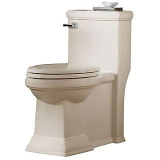 American Standard 2847.128 Town Square 1.28 GPF One-Piece Elongated Toilet with Seat