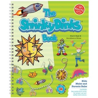The Shrinky Dinks Book Kit-