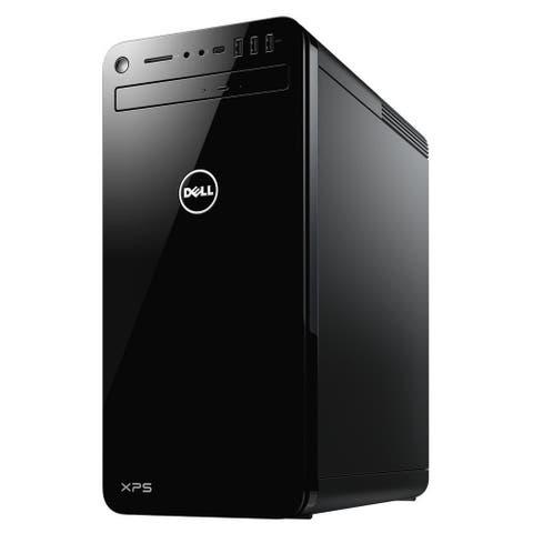 Dell XPS 8930 Intel Core i7-9700 X8 4.7GHz 16GB 2.3TB Win10,Black(Certified Refurbished)