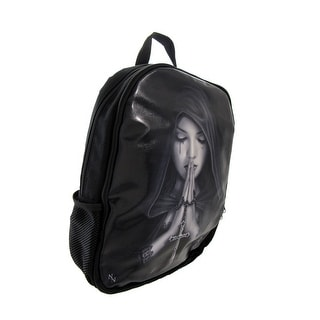 Anne Stokes Gothic Prayer 15 X 12 Backpack Book Bag