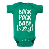 Backpack Baby - Infant One Piece