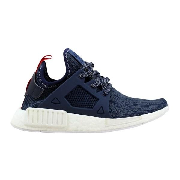purchase cheap 63c07 1dd6a Shop Adidas Women's NMD XR1 Primeknit W Unity Blue/Navy ...