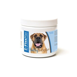 Healthy Breeds Boerboel Z-Flex Max Hip and Joint