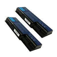 Battery for Acer AS07B72 (2-Pack) Replacement Battery