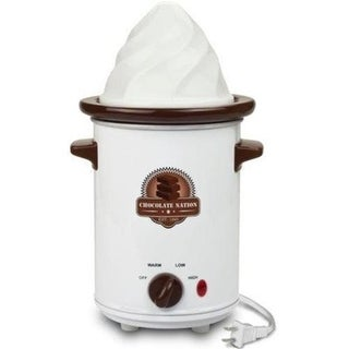 Smartplanet CNB1GHCM Gourmet Hot Chocolate Maker, White