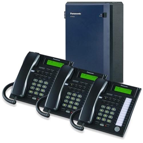 Panasonic KX-TDA50G-7736B Hybrid IP PBX System