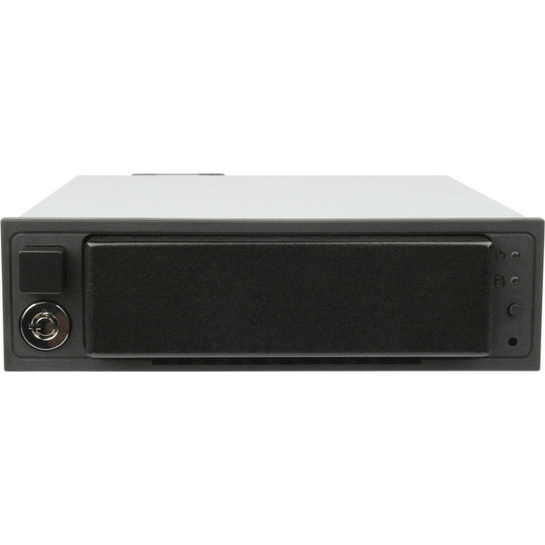 Cru-Dataport Llc - Dx175 Complete Assembly; Includes Carrier For Sata Or Sas Drives; Up To 6 Gbps;
