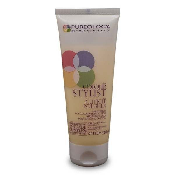 Pureology Colour Stylist Cuticle Polisher Shine Serum 3.4 fl Oz
