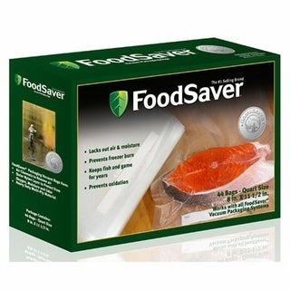 Foodsaver 44 Quart-Size Bags - FSGSBF0226-000