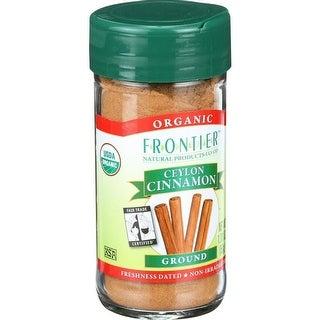 Frontier Herb - Fair Trade Ground Ceylon Cinnamon ( 3 - 1.76 OZ)