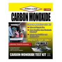 Pro-Lab CA101 Carbon Monoxide Test Kit & Detector
