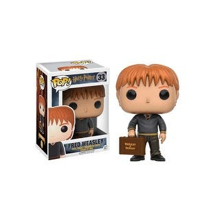 POP Fred Weasley Vinyl Figure from Harry Potter|https://ak1.ostkcdn.com/images/products/is/images/direct/5d8520a04bcd46108ef53e32f1c3ea00290f4287/POP-Fred-Weasley-Vinyl-Figure-from-Harry-Potter.jpg?impolicy=medium