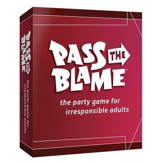 Pass the Blame Party Game