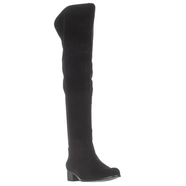 Charles by Charles David Giza Over-The-Knee Boots, Black