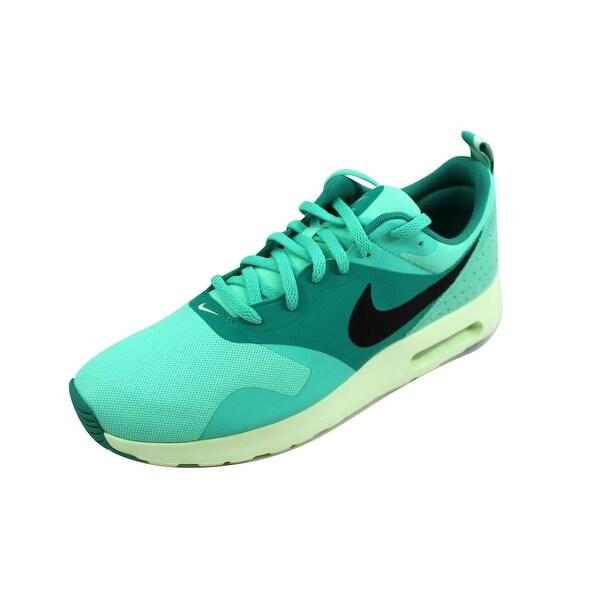 15ea9e275b Shop Nike Men's Air Max Tavas Green Glow/Black-Mint-Emerald Green ...
