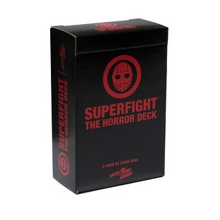 SUPERFIGHT: The Horror Deck - multi