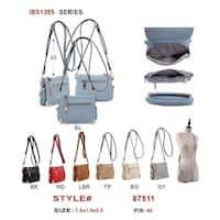 MKF Collection Ellie Crossbody Bag by Mia K. Farrow