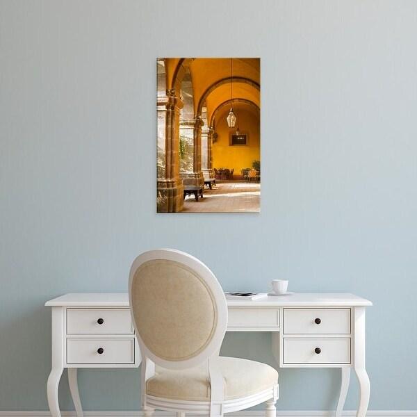 Easy Art Prints Julie Eggers's 'San Miguel De Allende' Premium Canvas Art