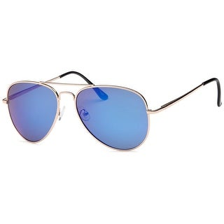 West Coast Womens Aviator Sunglasses