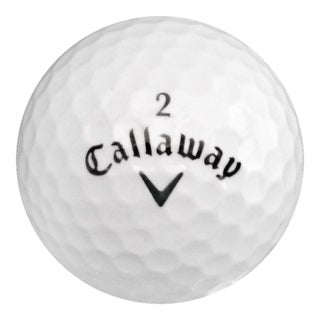 100 Callaway Mix - Value (AAA) Grade - Recycled (Used) Golf Balls