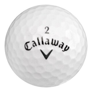 24 Callaway Mix - Value (AAA) Grade - Recycled (Used) Golf Balls