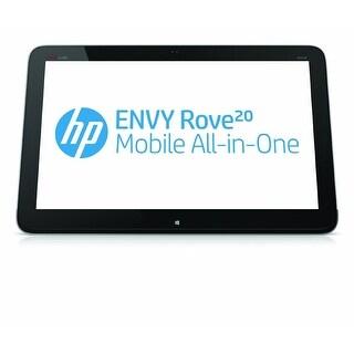 "Manufacturer Refurbished - HP ENVY Rove 20-K214 20"" Touch AIO Desktop Intel i3-4010U 1.7GHz 4GB 1TB+8GB W10"