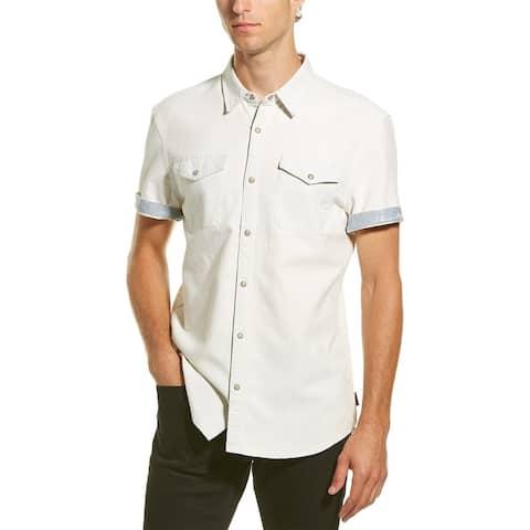 John Varvatos Star U.S.A. Western Woven Shirt