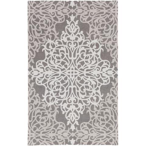 Hand-Tufted Aegis Wool Rug