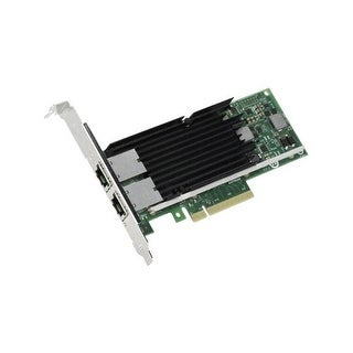 """Lenovo 4XC0F28732 ThinkServer X540-T2 PCIe 10 Gb 2-port Base-T Ethernet Adapter by Intel"""