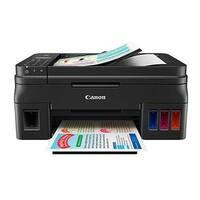 Canon Pixma G4200 Wireless Megatank All-In-One Inkjet Printer, Black