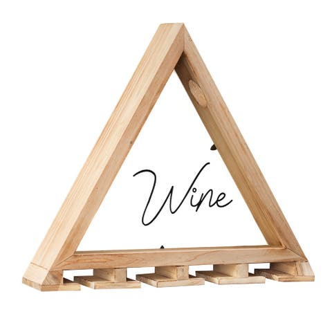 """Wine Glass Holder and Cork Collector (14.25"""" x 16"""")"""