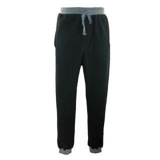 Hanes Men's Big and Tall Knit Jogger Pants
