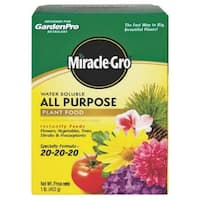 Miracle-Gro 160101 All Purpose Plant Food, 1 lbs
