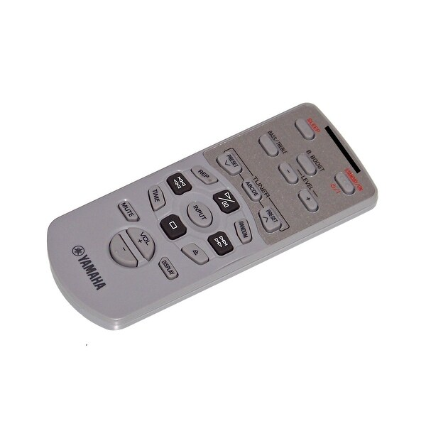 OEM Yamaha Remote Control Originally Shipped With TSX15 & TSX-15