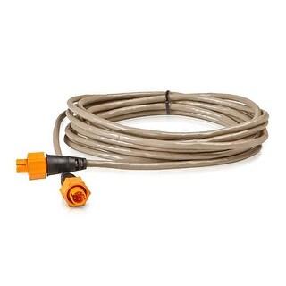 LOWRANCE 12737 50 FT ETHERNET CABLE ETHEXT-50YL Ethext50yl 50 Foot Ethernet Extension Cable