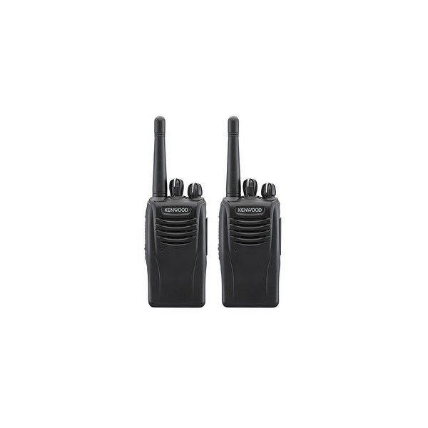 Kenwood TK2360ISV16P Portable Radios (2-Pack) Two Way Radios
