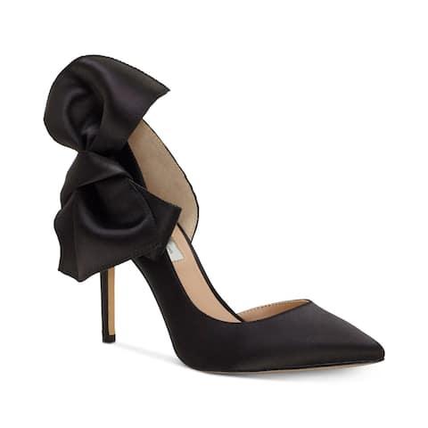 31cbb4b7d22 INC International Concepts Womens Kalea d Orsay Fabric Pointed Toe D-orsay  ...