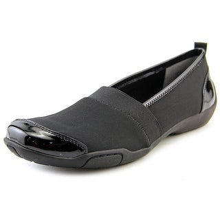 Ros Hommerson Carol SS Round Toe Synthetic Loafer|https://ak1.ostkcdn.com/images/products/is/images/direct/5d95ff967bc854903a0e55a7930c99c0b4694668/Ros-Hommerson-Carol-Women-SS-Round-Toe-Synthetic-Black-Loafer.jpg?_ostk_perf_=percv&impolicy=medium