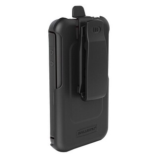 Ballistic Every1 Carrying Case (Holster) for iPhone - Gray, Black (Refurbished)