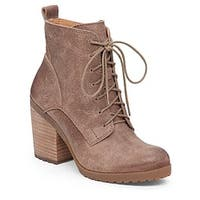 Lucky Brand Womens Orsander Closed Toe Ankle Fashion Boots - 11