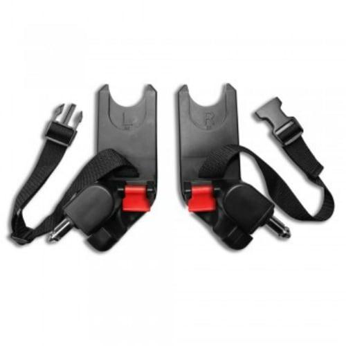 Baby Jogger Car Seat Adapter - Single - Cybex / Maxi Cosi Car Seat Adapter