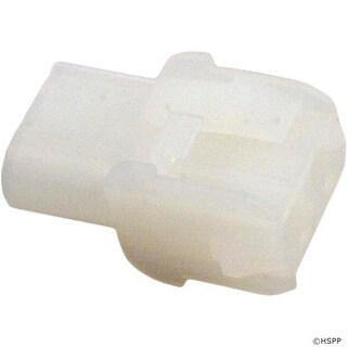 Cap Housing, Female, AMP, 2 Pin