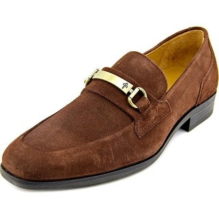 Cole Haan Kilgore.Penny.Bit Square Toe Suede Loafer