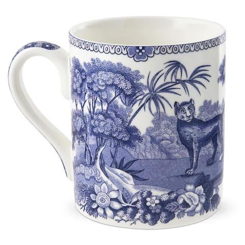 Spode Blue Room Aesop's Fable Mug