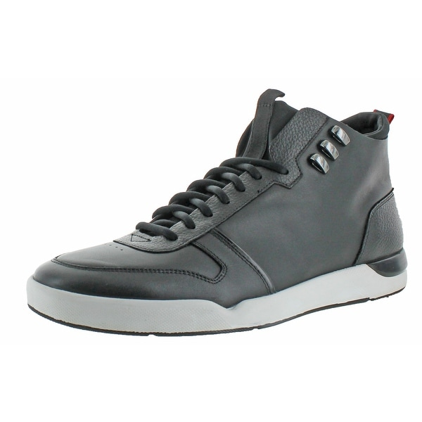 78be711d610 Shop Hugo Boss Fusion Hito Men's Hightop Sneakers Shoes - Free ...